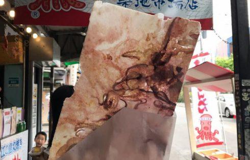 Tako senbei là bánh gì? Tại sao lại nổi tiếng tại Nhật Bản